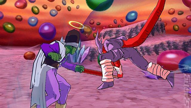 Screens: Dragon Ball Z: Shin Budokai - PSP (4 of 10)
