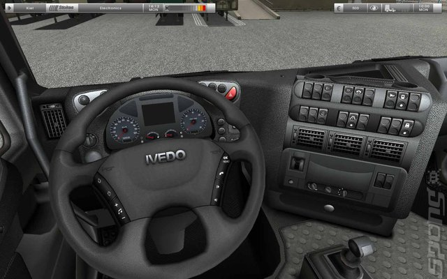 Driving Simulations Collection - PC Screen
