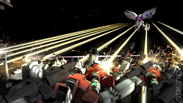 DYNASTY WARRIORS: GUNDAM Reborn - PS3 Screen