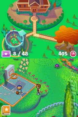 EA Playground - DS/DSi Screen