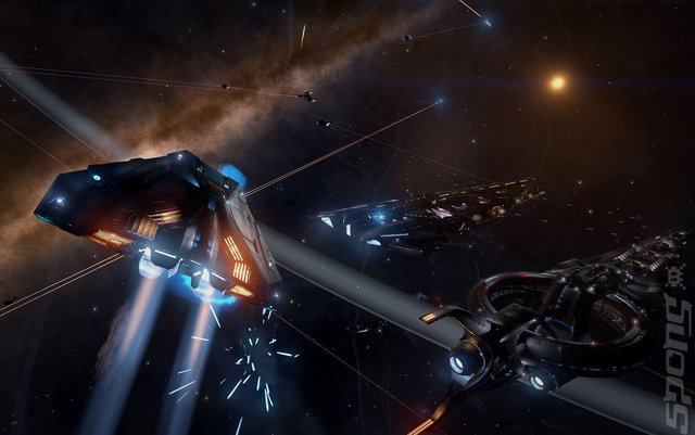 Elite Dangerous: Horizons Editorial image