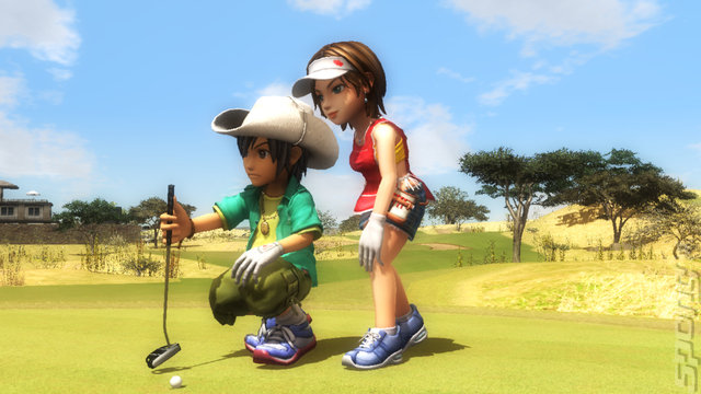 Everybody's Golf World Tour - PS3 Screen