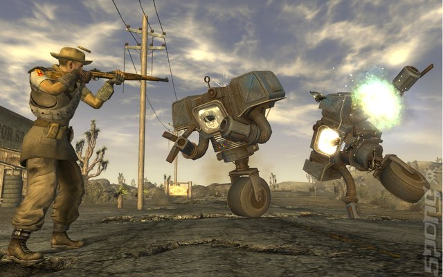 Fallout: New Vegas: Ultimate Edition - PS3 Screen