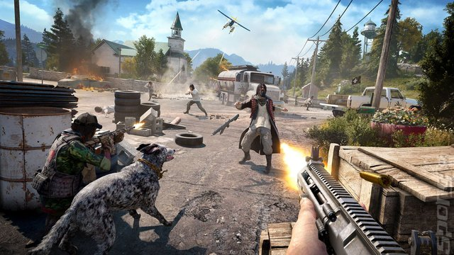 Far Cry 4 and Far Cry 5 Double Pack - Xbox One Screen