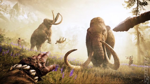 Far Cry Primal Editorial image
