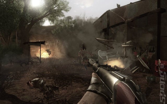 Far Cry: The Wild Expedition - Xbox 360 Screen