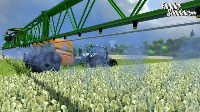 Farming Simulator 2013 - Xbox 360 Screen