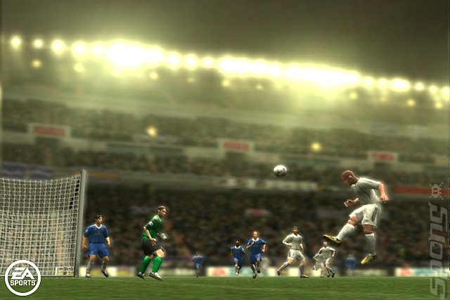 FIFA 06: Road to FIFA World Cup - Xbox 360 Screen