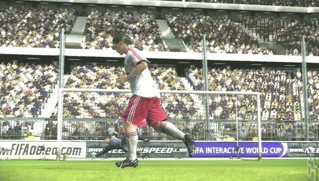 FIFA 08 - PC Screen