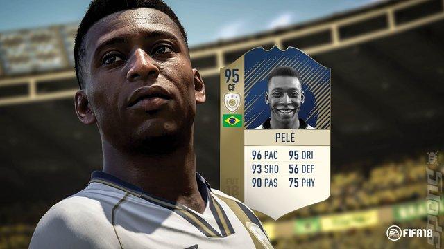 FIFA 18 - Xbox One Screen