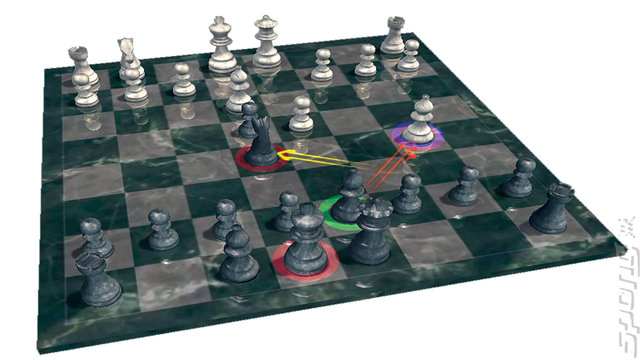 Fritz Chess 14 - PC Screen