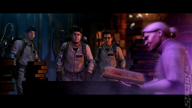 Ghostbusters: The Video Game: Remastered - Xbox One Screen