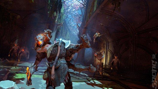 God of War Editorial image