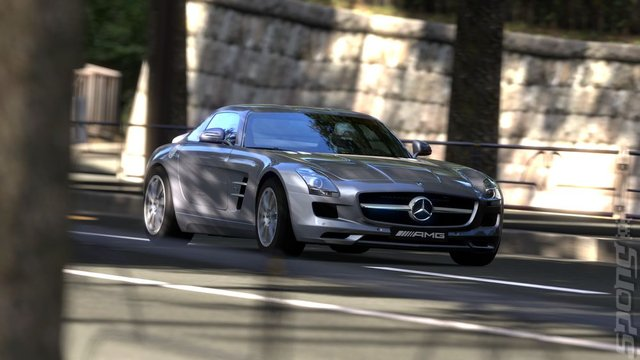 Gran Turismo 5: Academy Edition - PS3 Screen