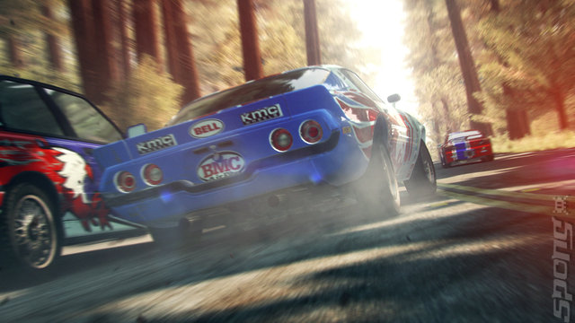 GRID 2: Codemasters on Pre-Empting Next-Gen Editorial image