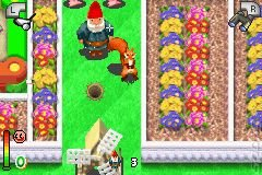 Over the Hedge: Hammy Goes Nuts! - GBA Screen