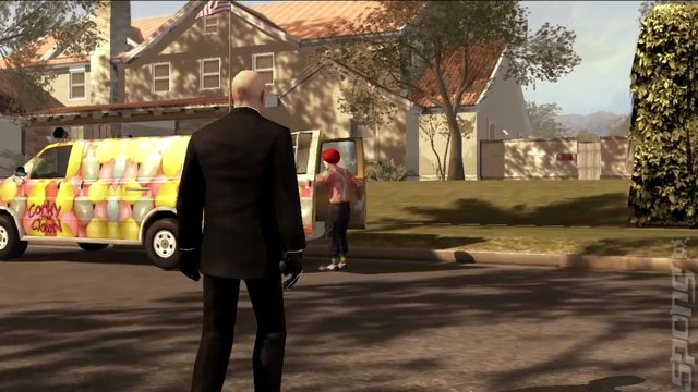 Hitman: HD Trilogy - Xbox 360 Screen