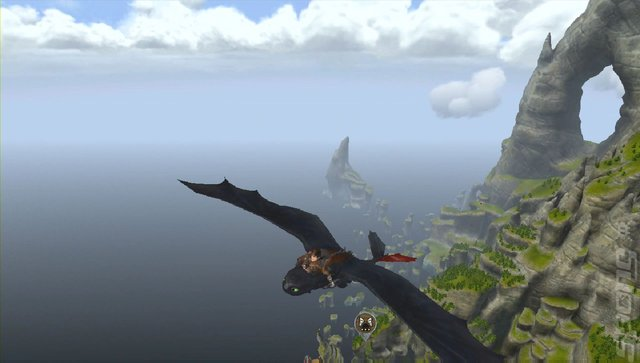 How to Train Your Dragon 2 - Xbox 360 Screen
