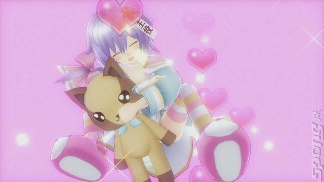 Hyperdimension Neptunia Victory - PS3 Screen