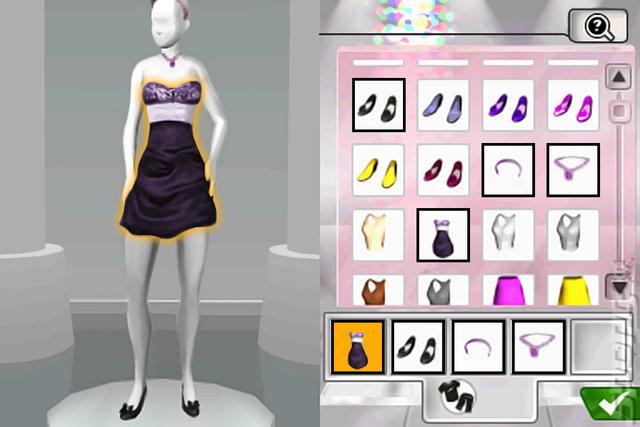 Screens Imagine Fashion Paradise Ds Dsi 2 Of 6