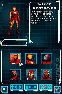 Iron Man Ds Games
