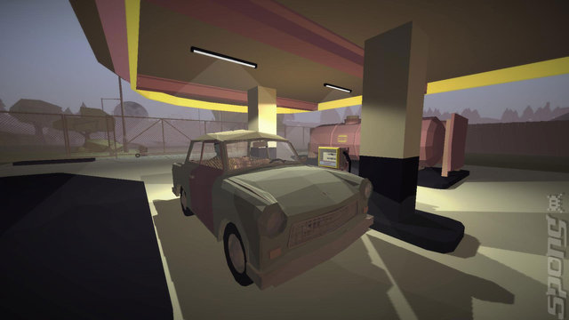 Jalopy - PC Screen