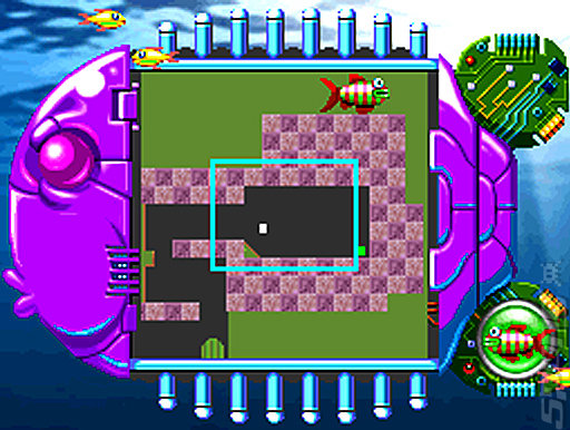 James Pond: Codename Robocod - DS Screen