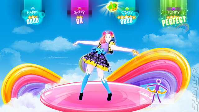 Just Dance 2014 - PS4 Screen