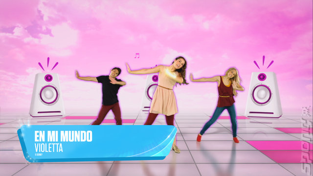 Just Dance: Disney Party 2 - Xbox 360 Screen