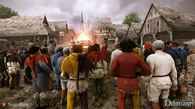 Kingdom Come: Deliverance: Royal Edition - PS4 Screen