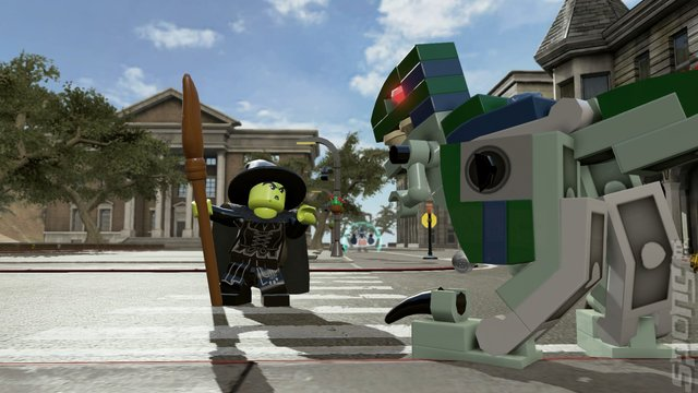 LEGO Dimensions - Xbox 360 Screen