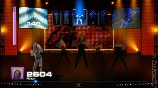 Let's Dance With Mel B - PS3 Screen