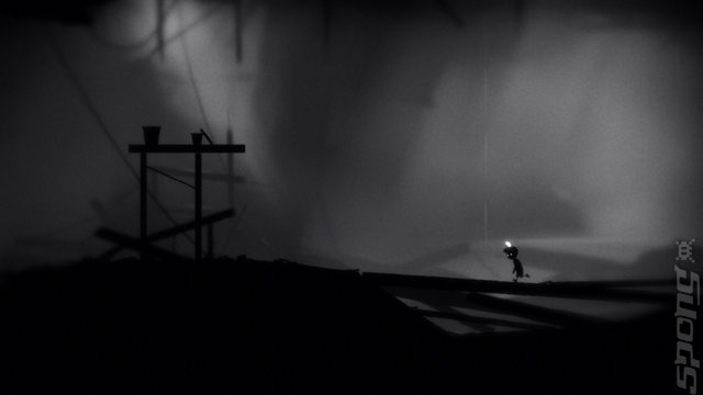 Limbo - PC Screen