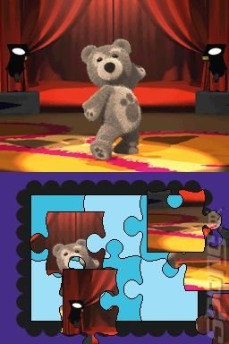 Little Charley Bear: Toy Box of Fun - DS/DSi Screen