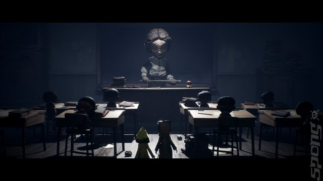 Little Nightmares II - Xbox One Screen