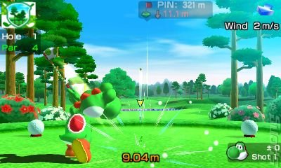 Mario Sports Superstars Editorial image