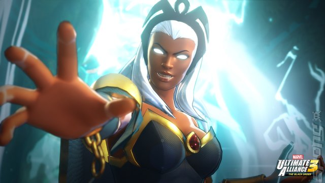 Marvel Ultimate Alliance 3: The Black Order - Switch Screen