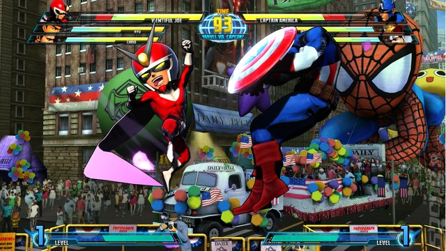 Marvel vs. Capcom 3 Producer Ryota Niitsuma Editorial image
