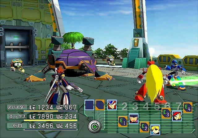 megaman games ps2