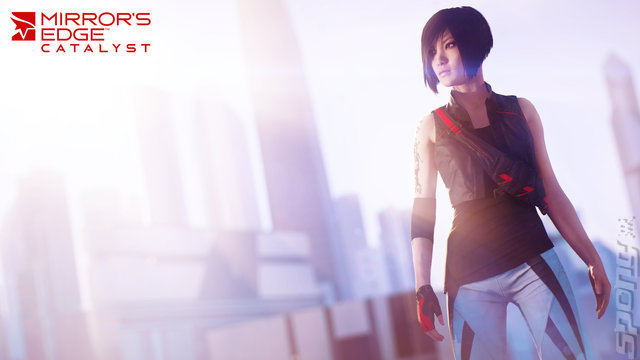 Mirror's Edge: Catalyst - PC Screen