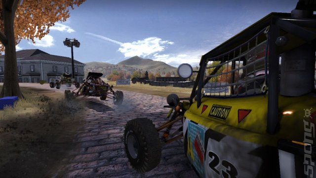MX Vs. ATV Untamed - Xbox 360 Screen