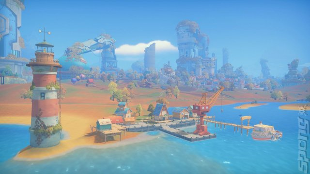 My Time at Portia - Switch Screen
