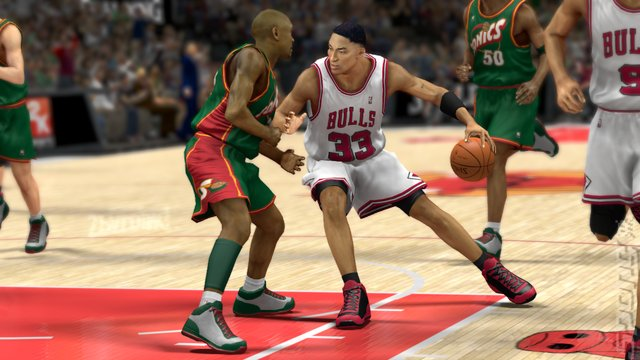 NBA 2K13 - Xbox 360 Screen