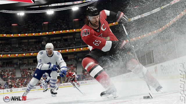 NHL 16 - Xbox One Screen