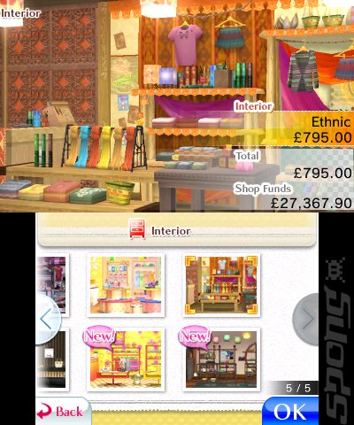 nintendo presents new style boutique 3ds Put your fashion sense to the test in colourful 3d the fashion-themed fun of style boutique takes a big step forward in nintendo presents: new.