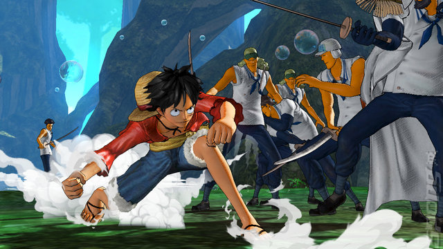 One Piece: Pirate Warriors - PS3 Screen