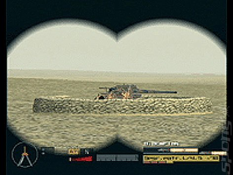Panzer Front: Ausf.B - PS2 Screen
