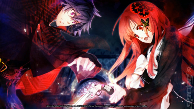 Psychedelica of the Black Butterfly - PSVita Screen