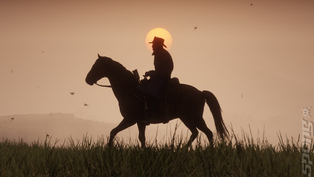 Red Dead Redemption 2 - PS4 Screen