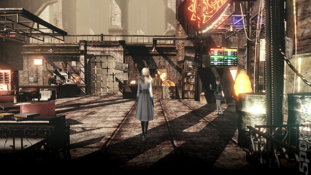 Resonance of Fate: Producer Takayuki Suguro Editorial image